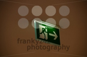 Emergency Exit - franky242 photography