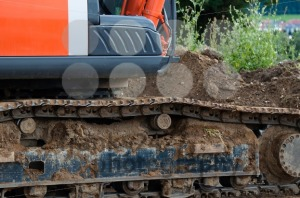 Excavator detail - franky242 photography