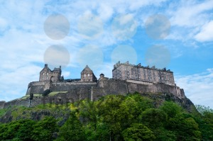 Famous Edinburgh Castle - franky242 photography