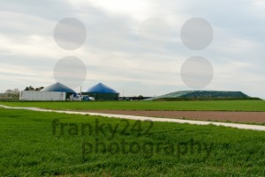 Fermenter Of A Biogas Plant - franky242 photography