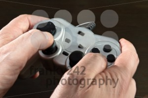 Gamepad-In-Hands