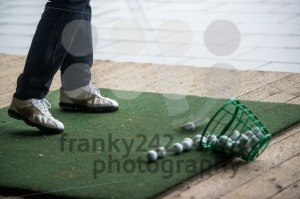 Golf – practice area - franky242 photography