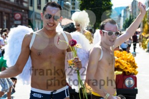Gorgeous participants of Christopher Street Day - franky242 photography