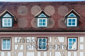 Half timbered house - franky242 photography