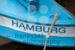 Hamburg-boat