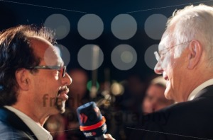 Harald Schmidt interviews Comedian Christoph Sonntag - franky242 photography