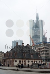 Hauptwache in Frankfurt - franky242 photography