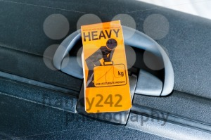 Heavy luggage - franky242 photography