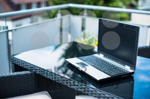 Home office on the terrace - franky242 photography