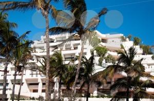 Hotel on the beach - franky242 photography