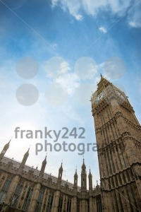 Houses of Parliament and Big Ben in London - franky242 photography