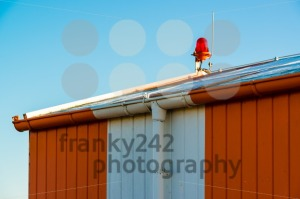 Hut at the runway - franky242 photography
