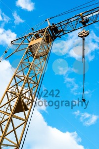 Industrial construction crane - franky242 photography