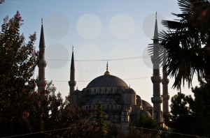 Istanbul-8211-Blue-Mosque-in-Sunset2