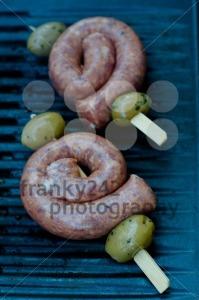Italian salsiccia sausage - franky242 photography