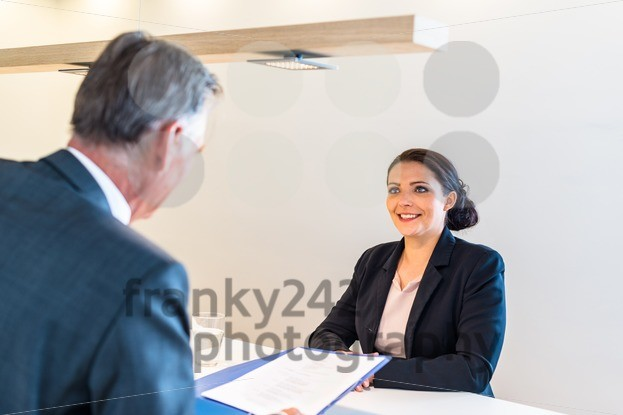Job interview - franky242 photography