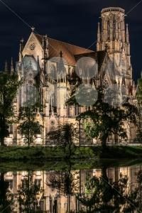 Johanneskirche-Stuttgart-Germany