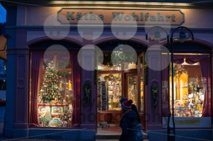 Kaethe Wohlfahrt Christmas Store - franky242 photography