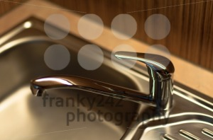 Kitchen Faucet - franky242 photography