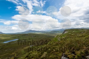 Knockan Crag in Scotland - franky242 photography