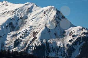 Landslide and avalanches - franky242 photography