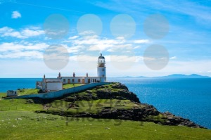 Lighhouse at Point Neist, Scotland - franky242 photography