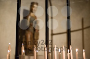 Lit candles - franky242 photography