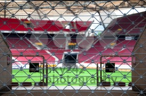 Locked Stadium - franky242 photography