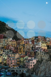 Manarola town at Cinque Terre national park in Italy - franky242 photography