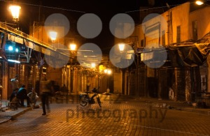 Marrakech at night - franky242 photography