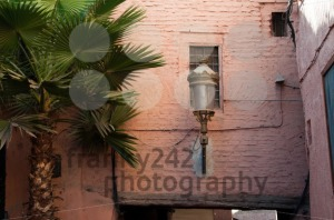 Marrakech street lamp - franky242 photography