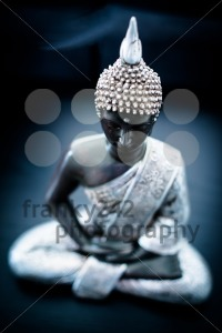Meditation – statue of buddha - franky242 photography