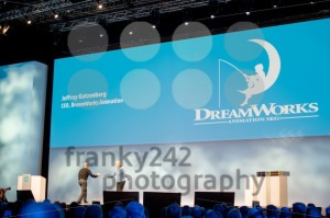 Meg Whitman welcomes Jeffrey Katzenberg - franky242 photography