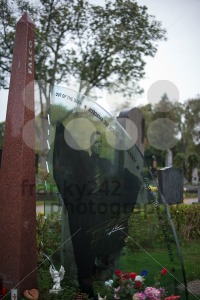 Memorial at Falco´s grave - franky242 photography