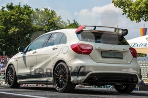 Mercedes A-class AMG 45 as ATP trophy in Stuttgart, Germany - franky242 photography