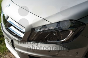 Mercedes Benz A-Class detail - franky242 photography