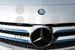 Mercedes Benz A-Class detail - franky242 photography