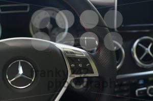 Mercedes Benz A-Class interior - franky242 photography