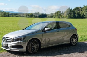 Mercedes Benz A-Class test drive - franky242 photography