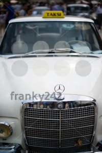 Mercedes Benz Turkish Taxi - franky242 photography