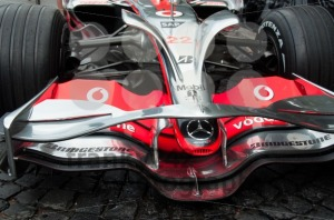 Mercedes-MCLaren-Formula-1-race-car