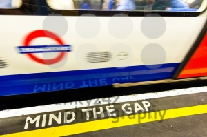 Mind the gap - franky242 photography
