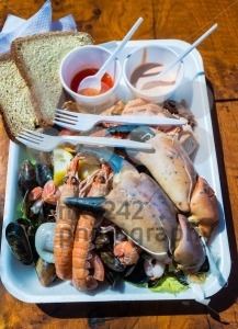 Mixed seafood plate - franky242 photography
