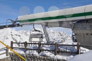 Mountain-station-of-chairlift