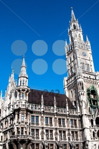 Munich Town Hall - franky242 photography