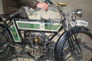 NSU classic motorbike made 1911 - franky242 photography