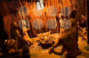 Nativity Christmas Scene - franky242 photography