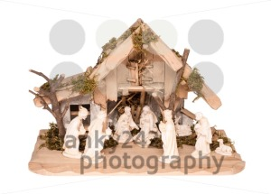Nativity Scene - franky242 photography