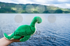 Nessie: Loch Ness Monster - franky242 photography