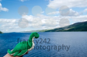 Nessie: The Loch Ness Monster - franky242 photography